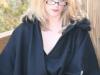 Glasses in Black Coat