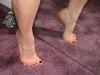 MIrrored Barefoot