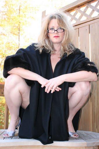 Crouching Glasses