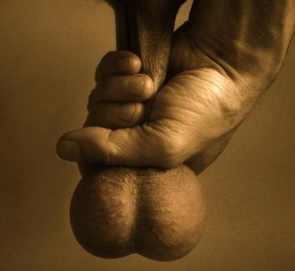 Big balls dick