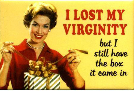 i lost my virginity