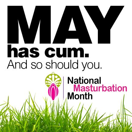 masturbaion month