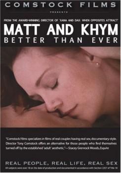 Matt and Khym