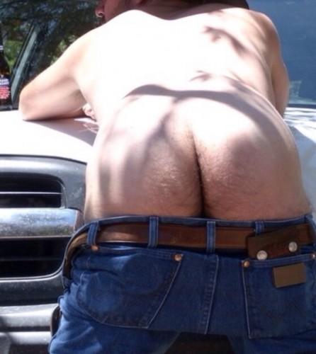 redneck butt