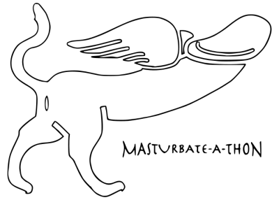 Masturbate-a-Thon_Logo