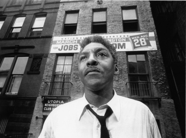 The proof that one believes is in action. — Bayard Rustin